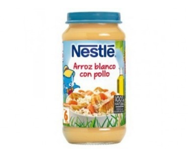 NESTLE 250 POLLO ARROZ