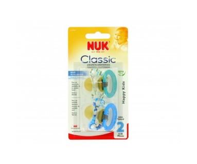 CHUPETE NUK T-2 CLASIC 2 UN