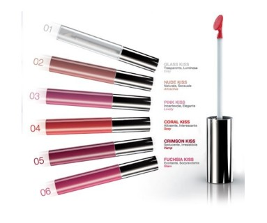 PLUMPING GLOSS INCAROSE COLOR 5 CRIMSON KISS