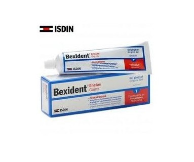 BEXIDENT ENCIAS GEL GINGIVAL CLORHEXIDINA 0,2% 50 ML