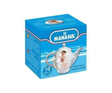 MANASUL  10 BOLSAS