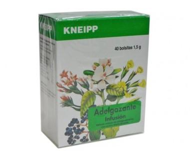 KNEIPP ADELGAZANTE 60 G INFUSION 40 BOLSAS