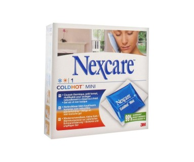 NEXCARE FRIO/CALOR COLD-HOT MINI 10X10CM