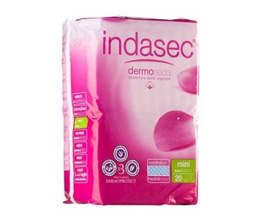 INDASEC MINI 80 ML 20 UNIDADES