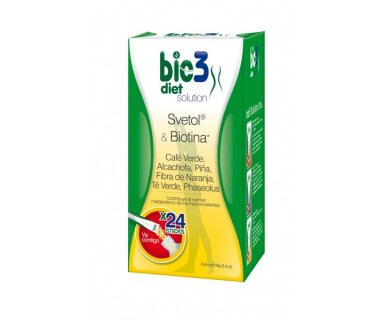 BIE3 DIET SOLUTION 4 G 24 STICKS SOLUBLES