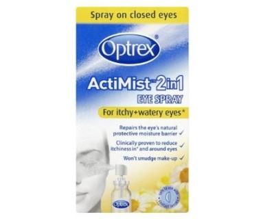 OPTREX ACTIMIST 2 EN 1 PICOR OJOS Y LAGRIMEO 10 ML