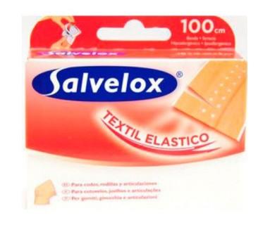 SALVELOX APOSITO ADHESIVO TEXTIL 1M X 6CM