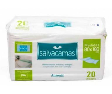 SALVACAMAS AUSONIA 80X180 20UN