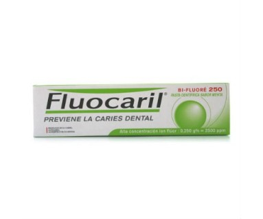FLUOCARIL 250 PASTA SABOR MENTA 75 ML