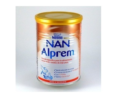ALPREM NESTLE 400 GR