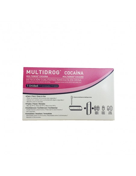 MULTIDROG COCAINA 1 TEST