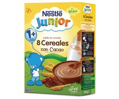 NESTLE CEREAL CACAO S/L 600 G