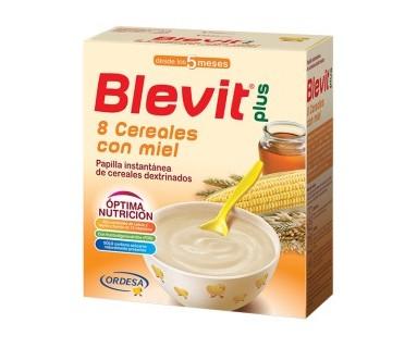 BLEVIT PLUS 8 CER MIEL 300 G