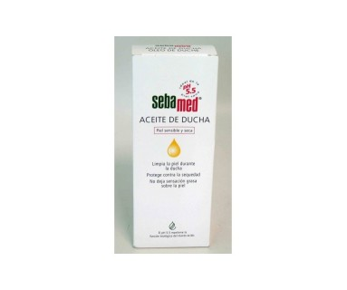SEBAMED ACEITE DUCHA 200 ML