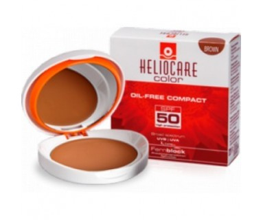 HELIOCARE COMP BROWN F50 OIL-F
