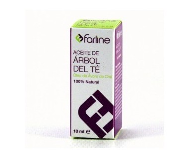 ACEITE DE ÁRBOL DEL TÉ 100% NATURAL FARMAVITAL 10 ML