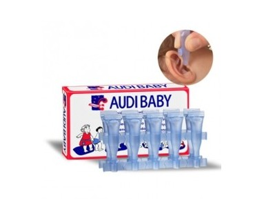 AUDI BABY SOLUCION LIMPIEZA OIDOS 1ML 10 MONODOSIS