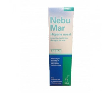 NEBUMAR SPRAY AGUA MAR 100 ML TEVA