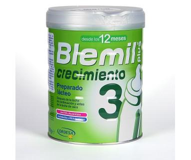 BLEMIL PLUS 3 BIFIDUS 800 GRAMOS