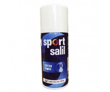 Sport Salil Spray Hielo Dolor Muscular Laboratorios Viñas 150 ml