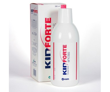 KIN FORTE ENCIAS ENJUAGUE 500ML