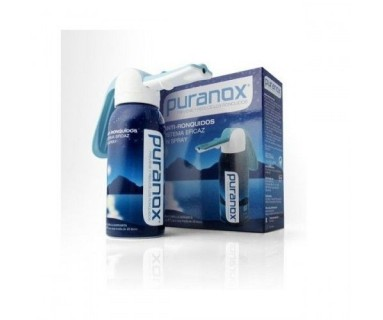 PURANOX SPRAY ANTIRONQUIDOS 75 ML 60 DOSIS